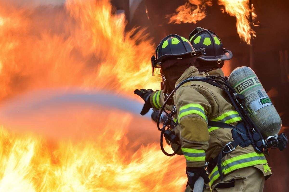 Fire, firefighters