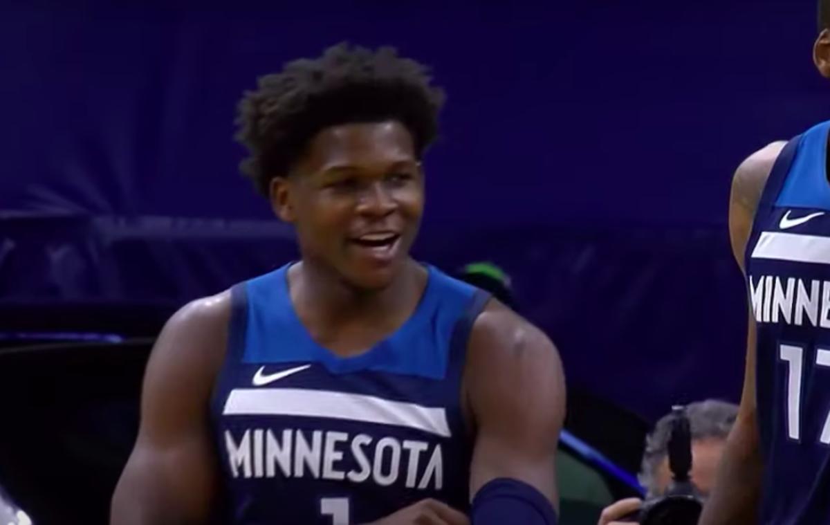 Anthony Edwards / Minnesota Timberwolves