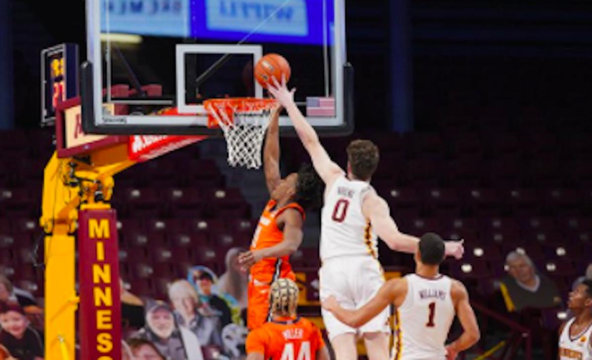 Liam Robbins / Gopher Basketball