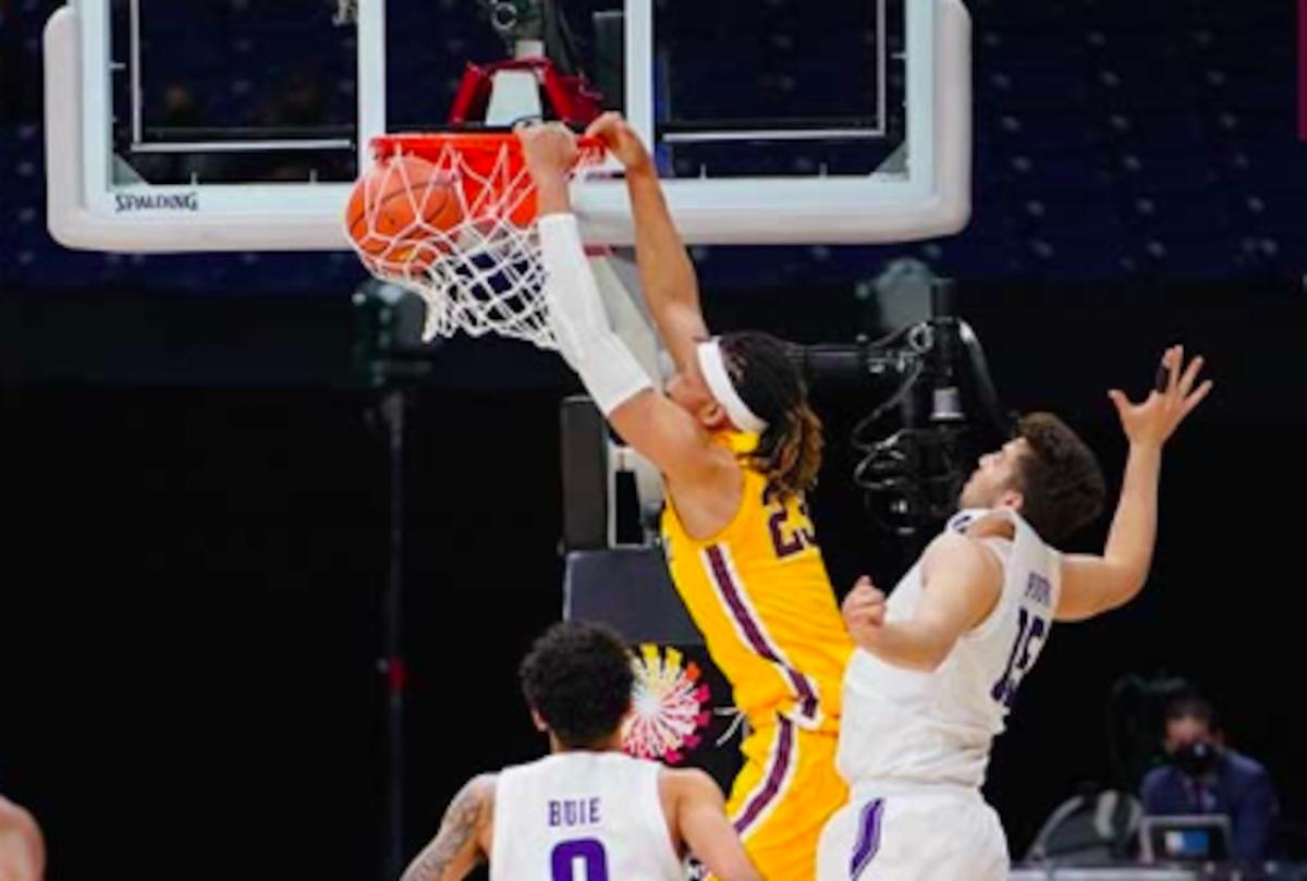 Brandon Johnson / Gopher Basketball