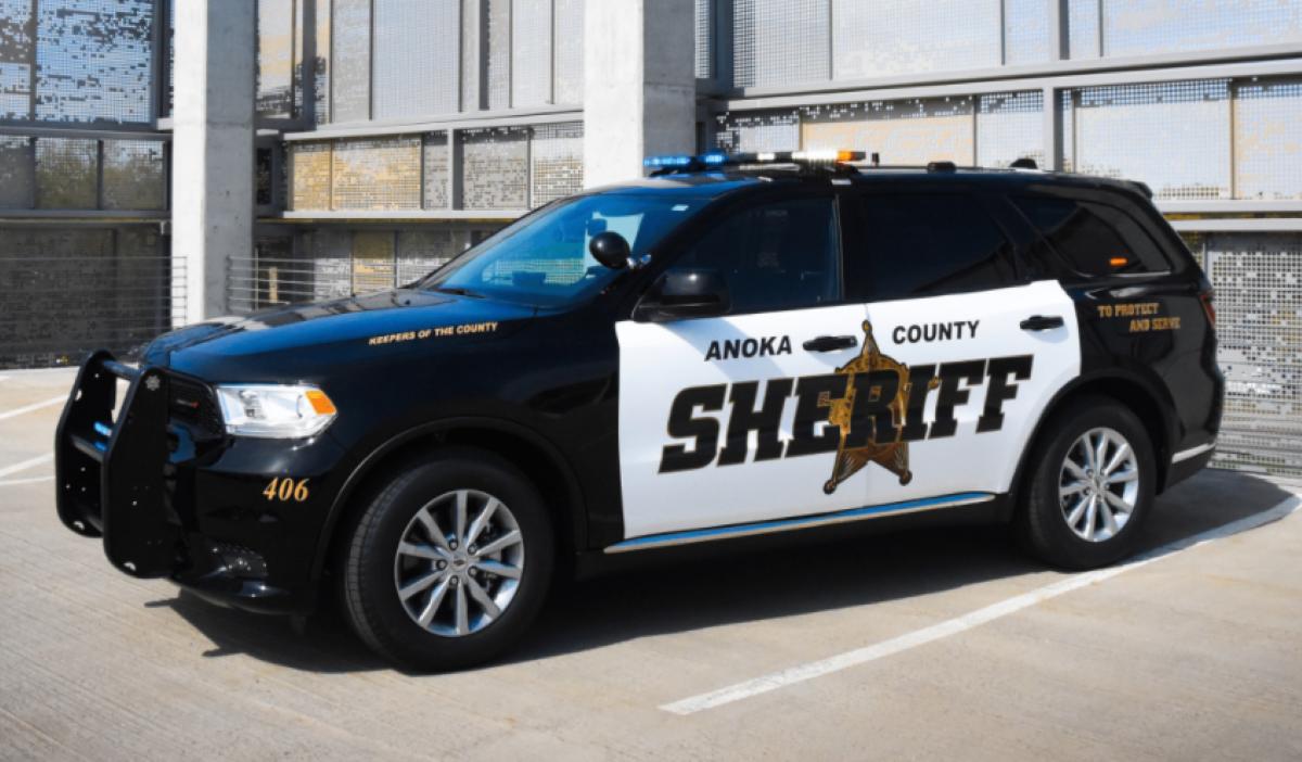 anoka county sheriff's office squad