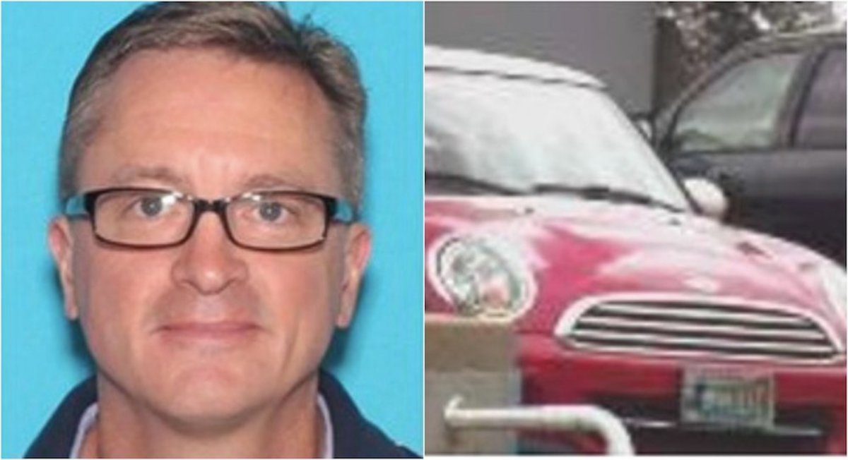 Police Appeal To Find Missing Shoreview Man 52 Bring Me
