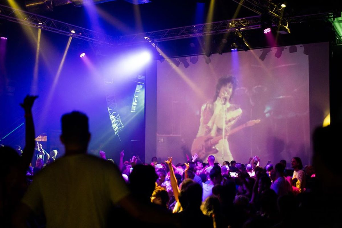 Prince tribute at First Avenue