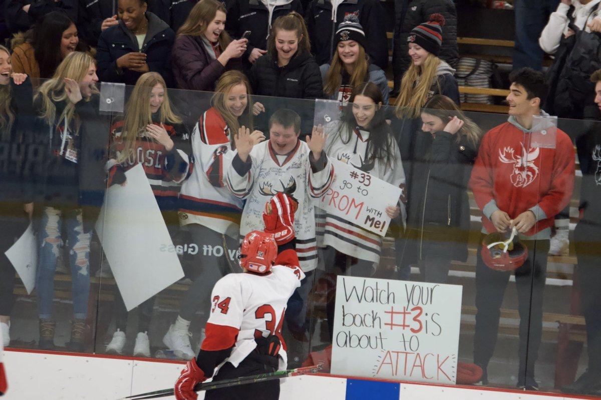 Boys' hockey: It's section final week in Minnesota