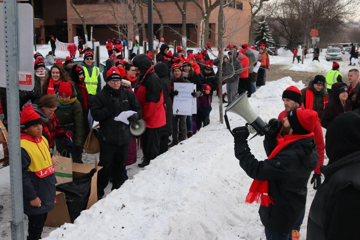 St. Paul teacher strike
