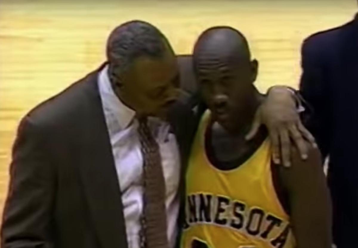 1996-97 Gophers, Bobby Jackson, Clem Haskins