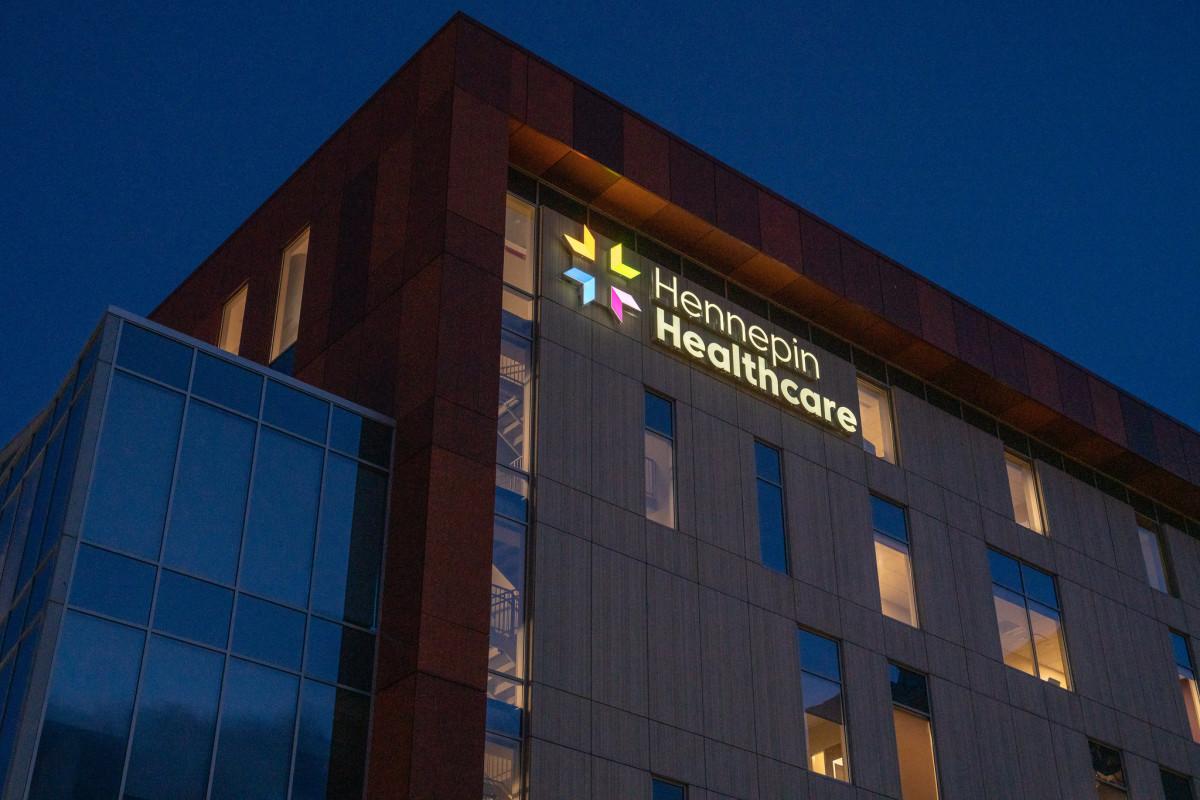 Hennepin Healthcare, hospital, coronavirus