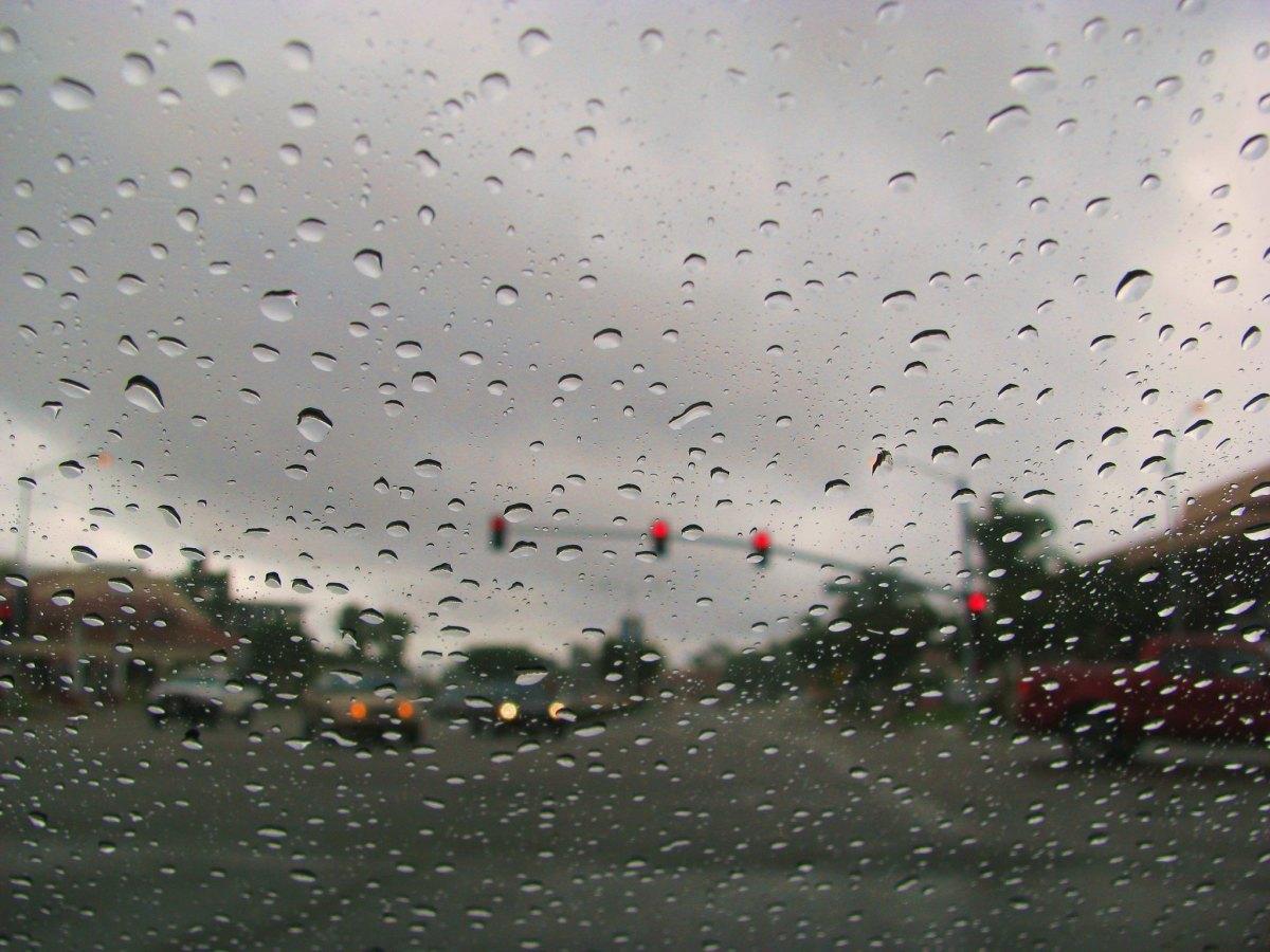 rain, raining