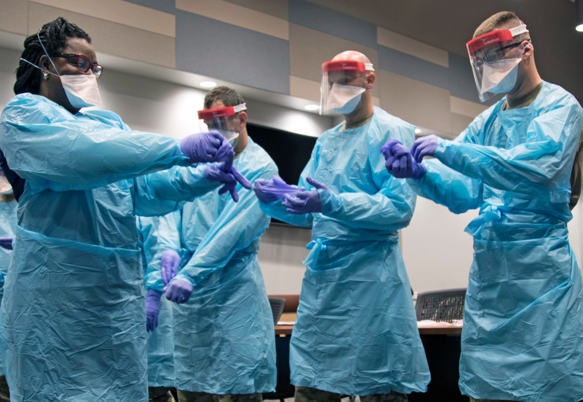 PPE, coronavirus, covid-19