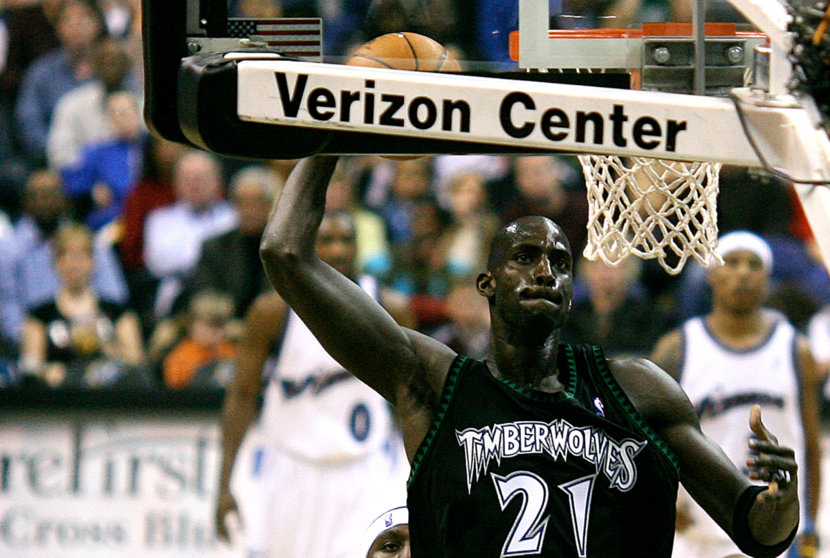 Kevin Garnett's group out of potential Timberwolves sale