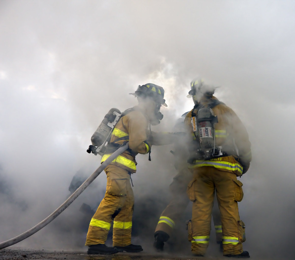 fire, firefighter