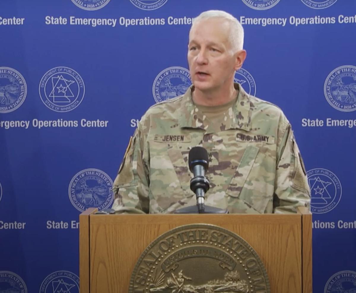 Maj. Gen. Jon Jensen