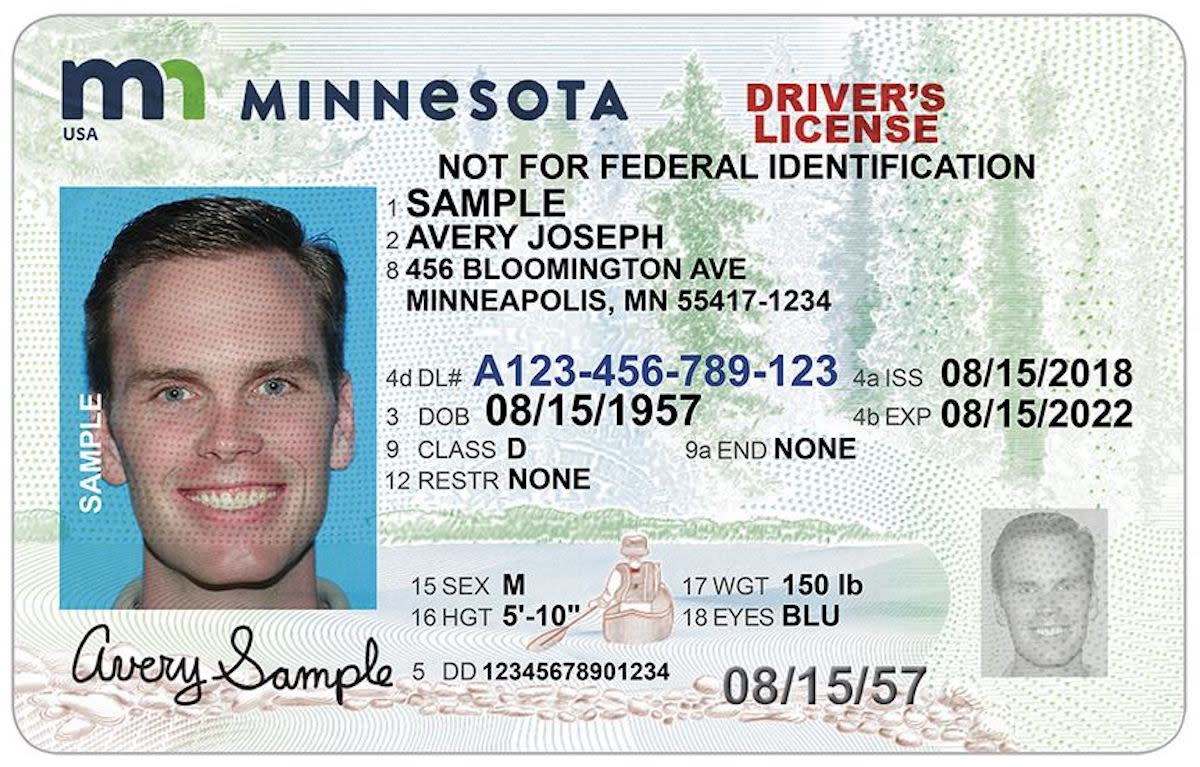 Minnesotans can now renew their standard driver's license online - Bring Me  The News