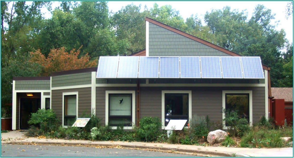 maplewood nature center
