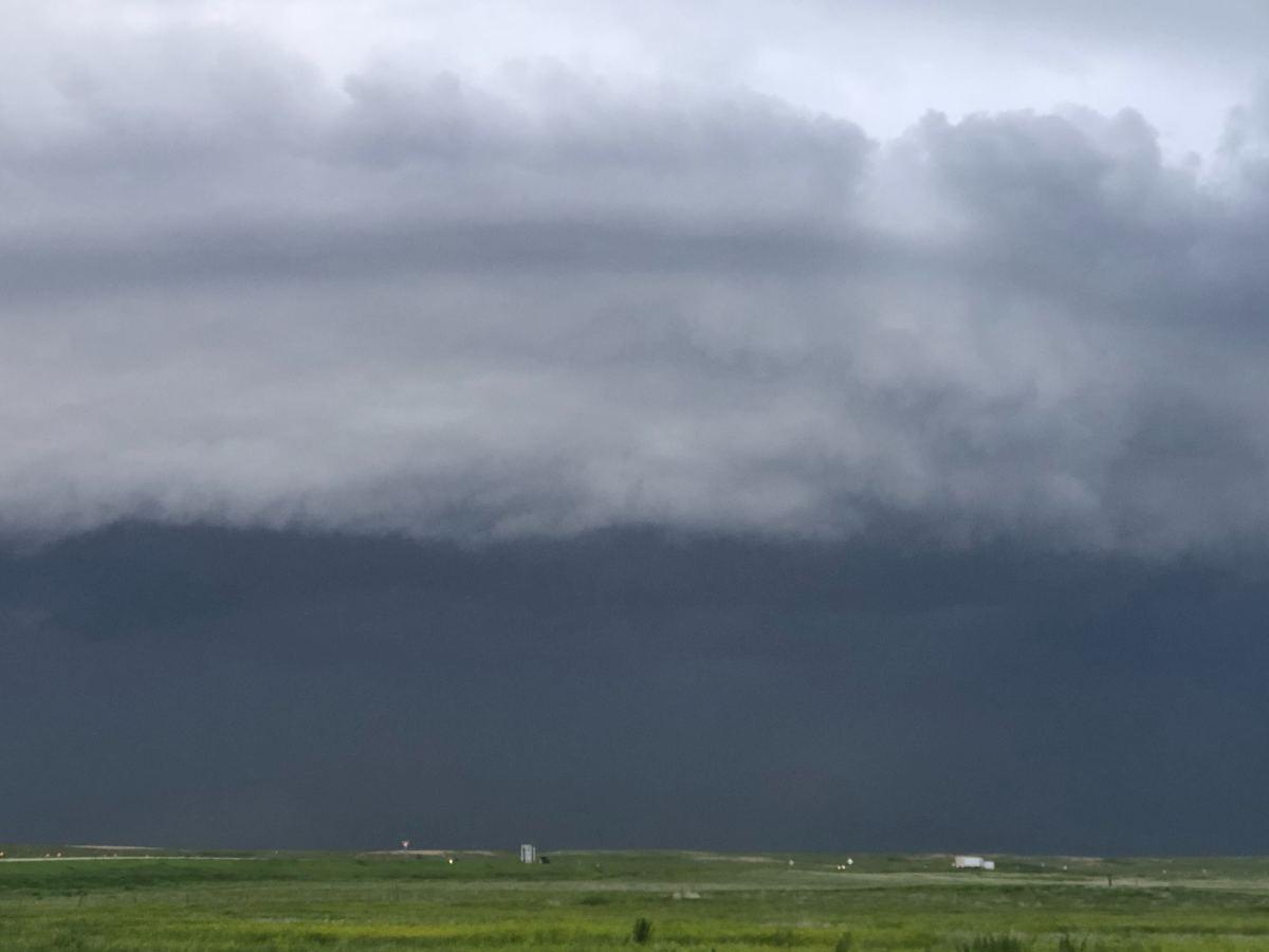 storm, severe weather, shelf cloud