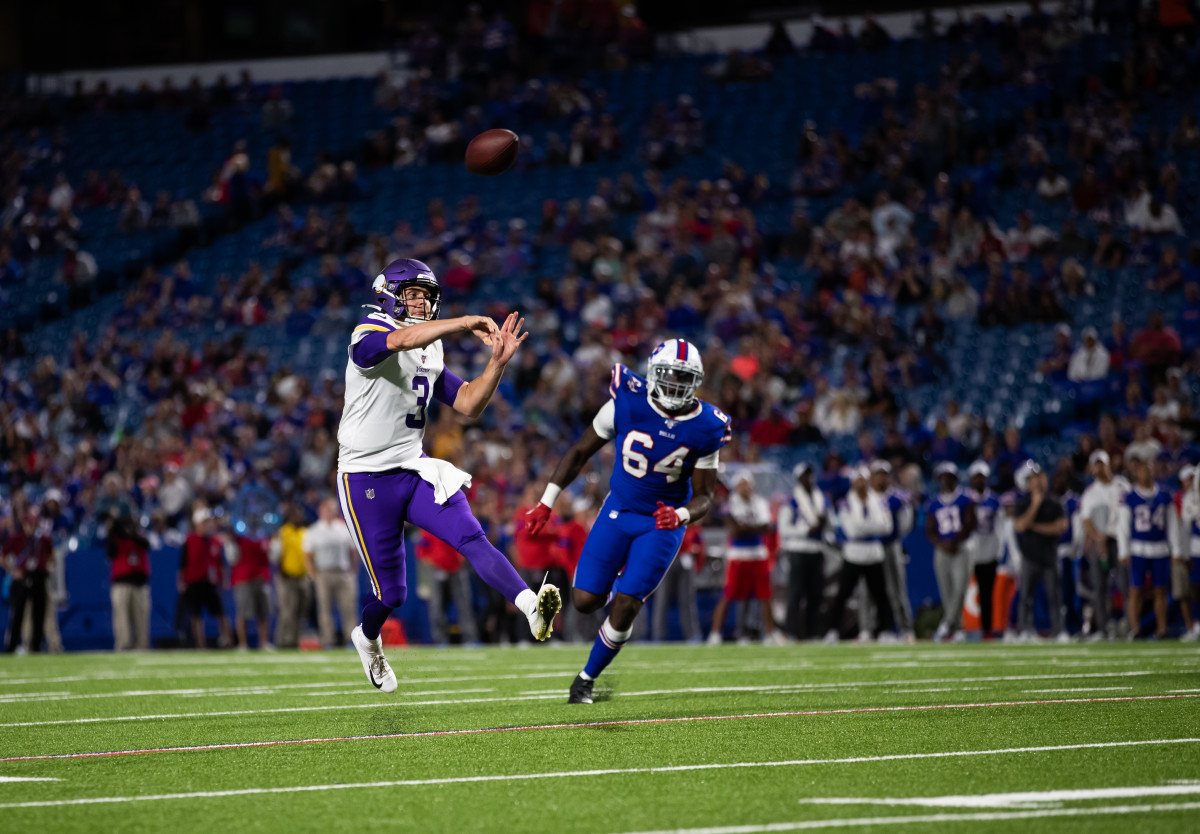 Coller: Which Vikings would be most hurt by a shortened preseason?