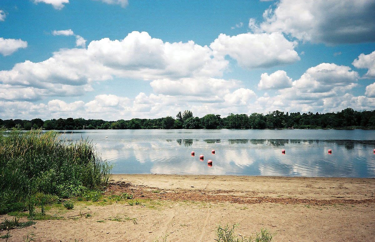 Lake Hiawatha in Minneapolis.