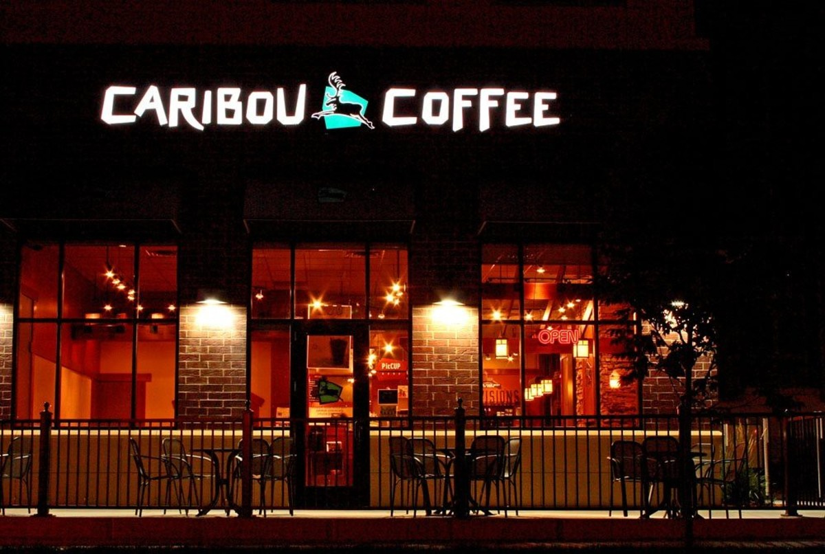 Flickr - Caribou Coffee