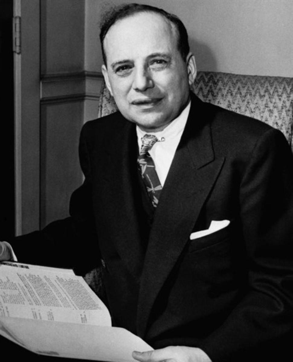 Ben Graham: economist, professor, and investor - Credit: Wikimedia Commons