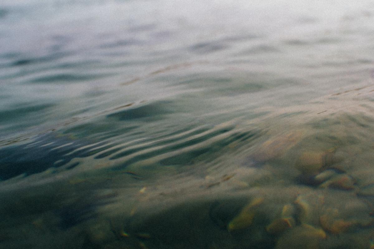 unsplash - water close-up
