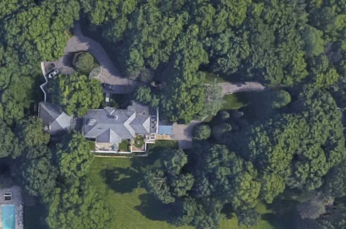 Irwin Jacobs home
