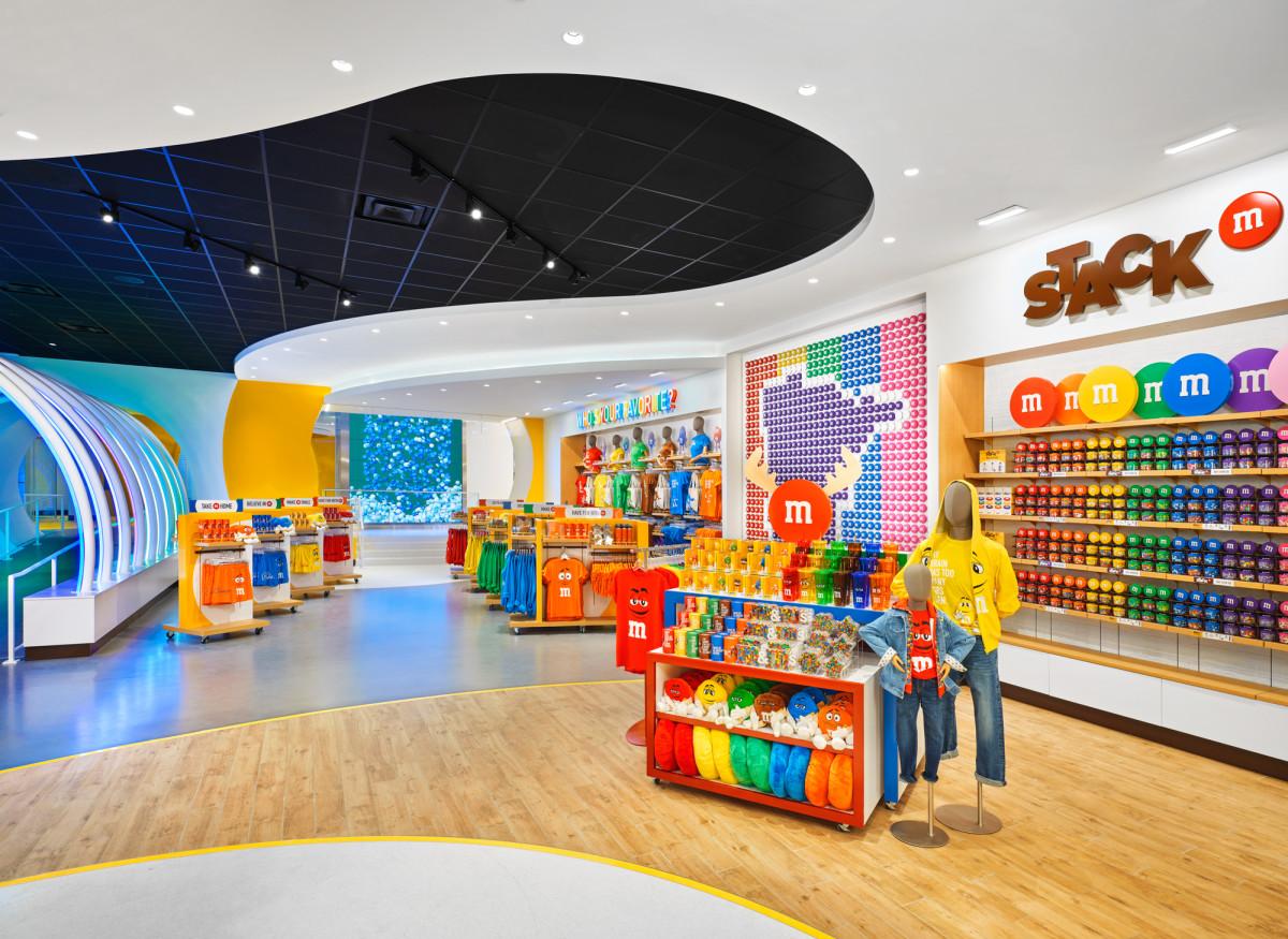 M&Ms mall of america 1