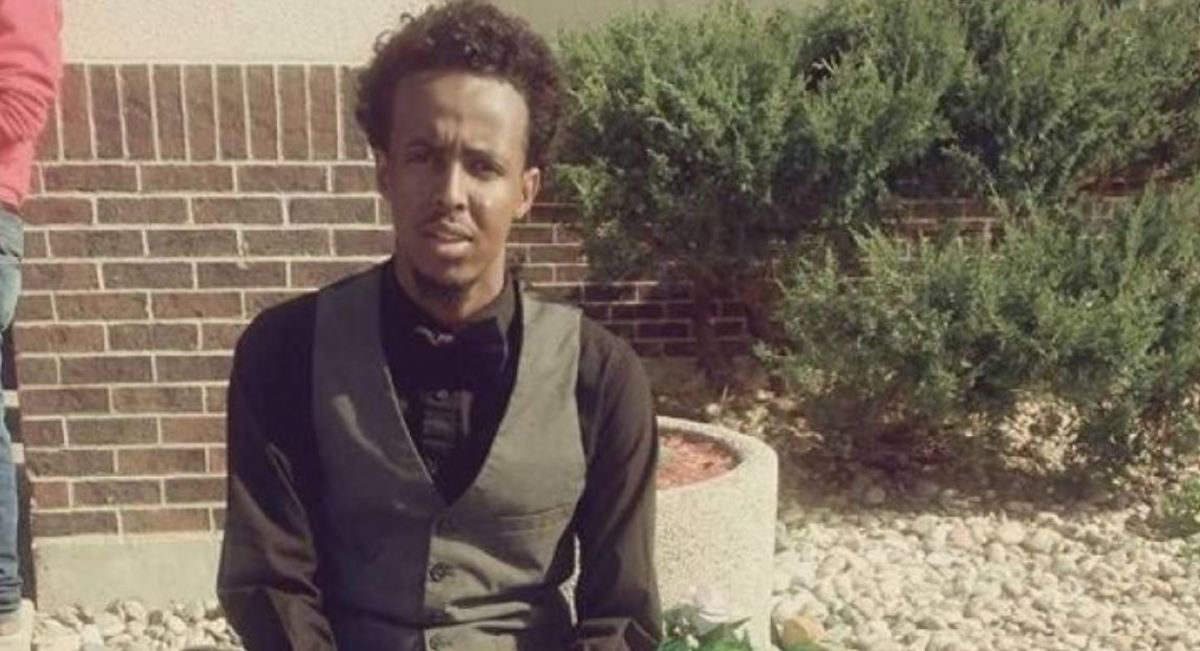 Abdullahi Abdullahi.