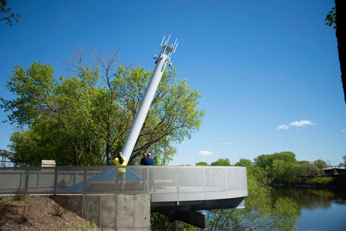 Facebook - 26th AVe Overlook park - Minneapolis Parks Foundation