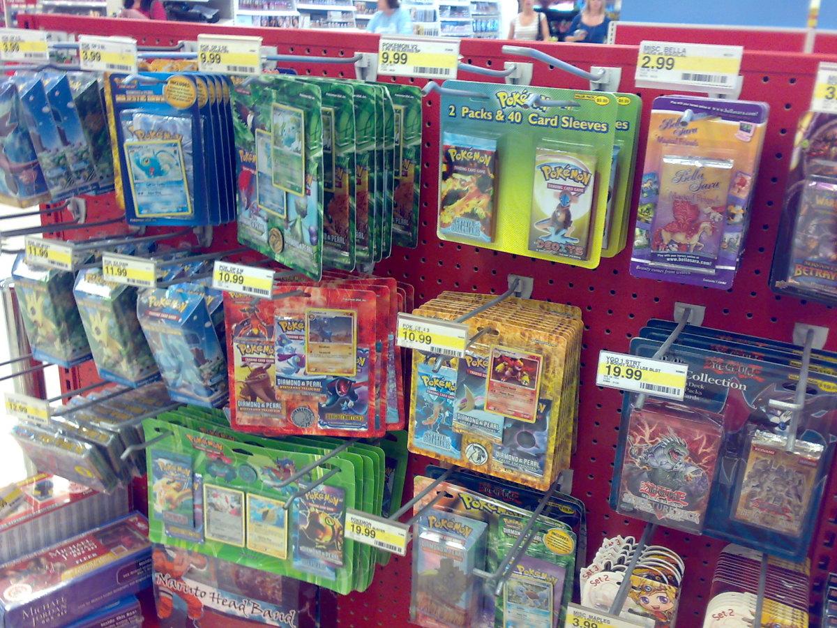 Flickr - Pokemon cards at Target - Kichigai Mentat