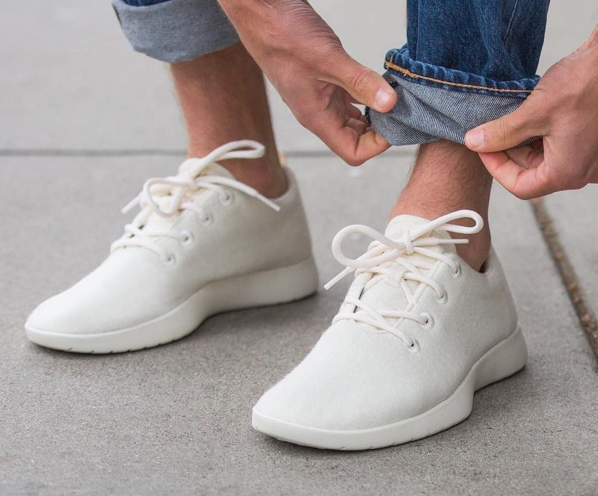 Wikimedia Commons - Allbirds shoes