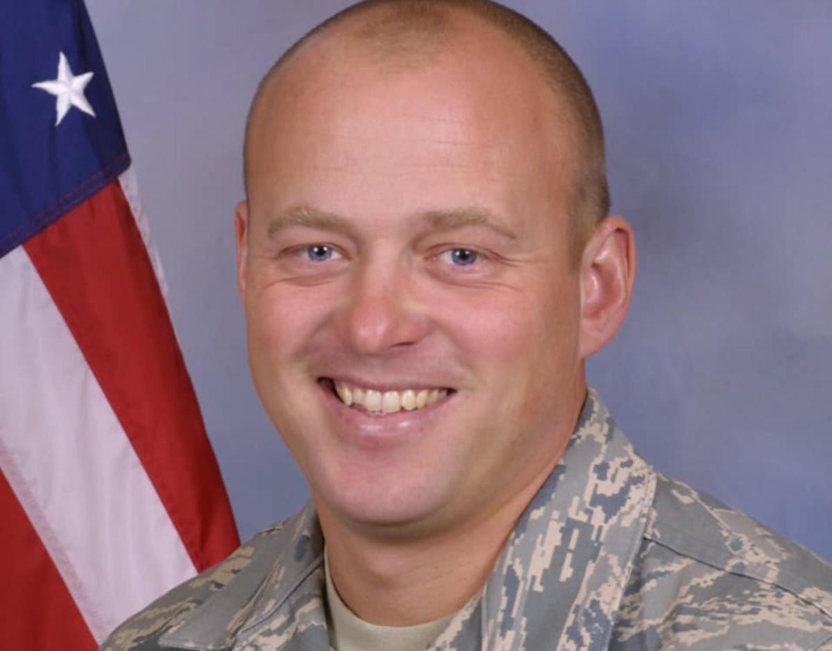 Facebook - Master Sgt. David T. Greiner