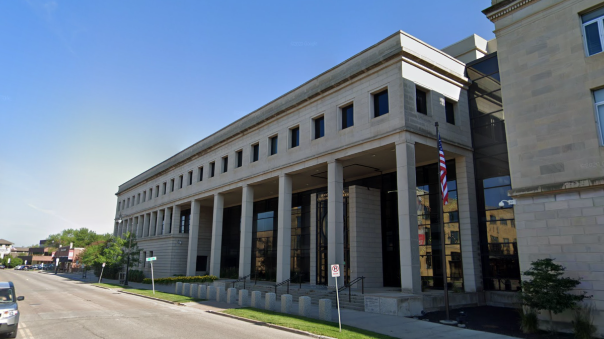 The Federal Courthouse in Fargo, North Dakota.