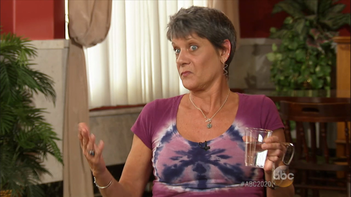 """Lori Christensen during a 2013 interview with ABC's """"20/20."""""""
