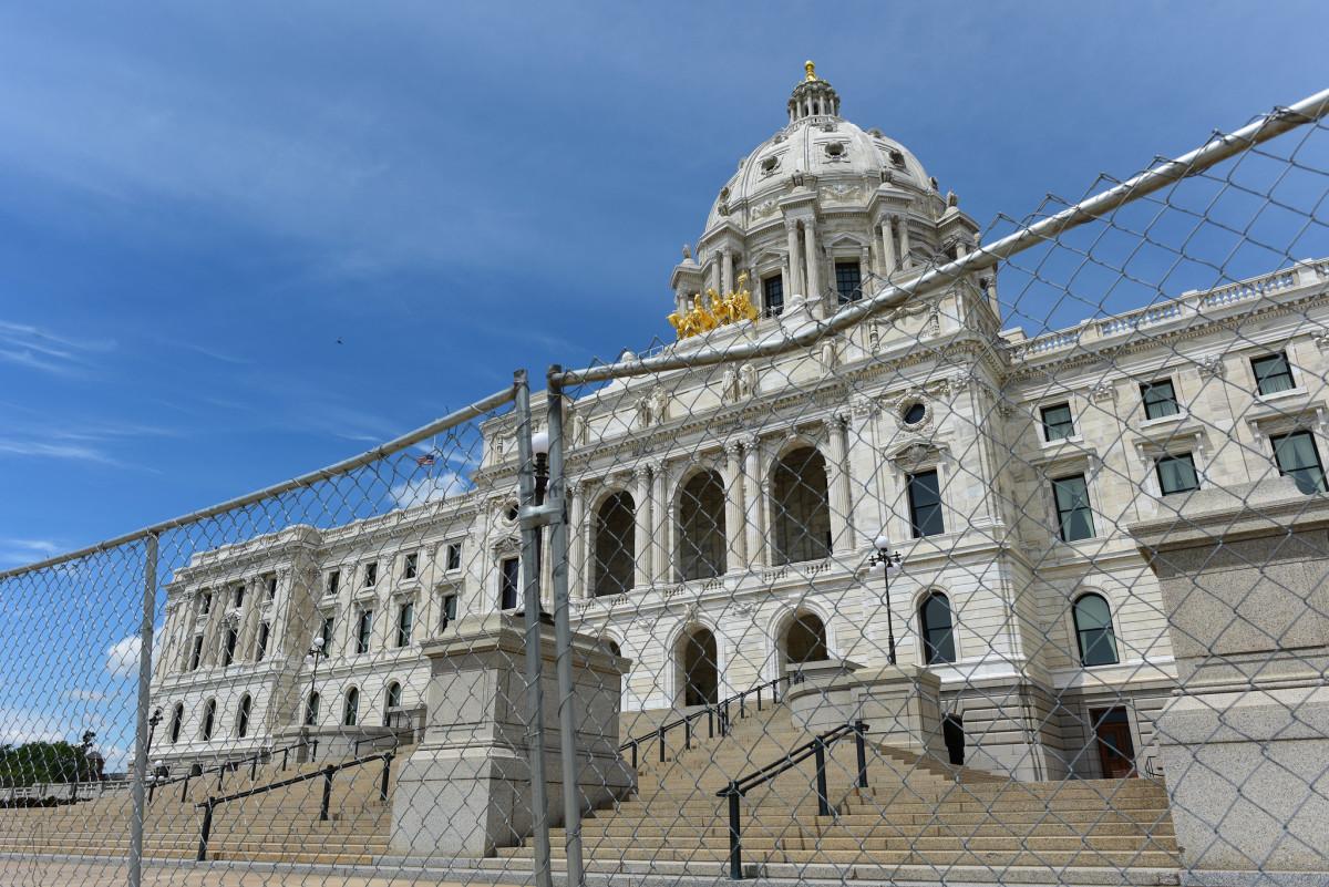 Flickr - Minnesota State Capitol June 2020
