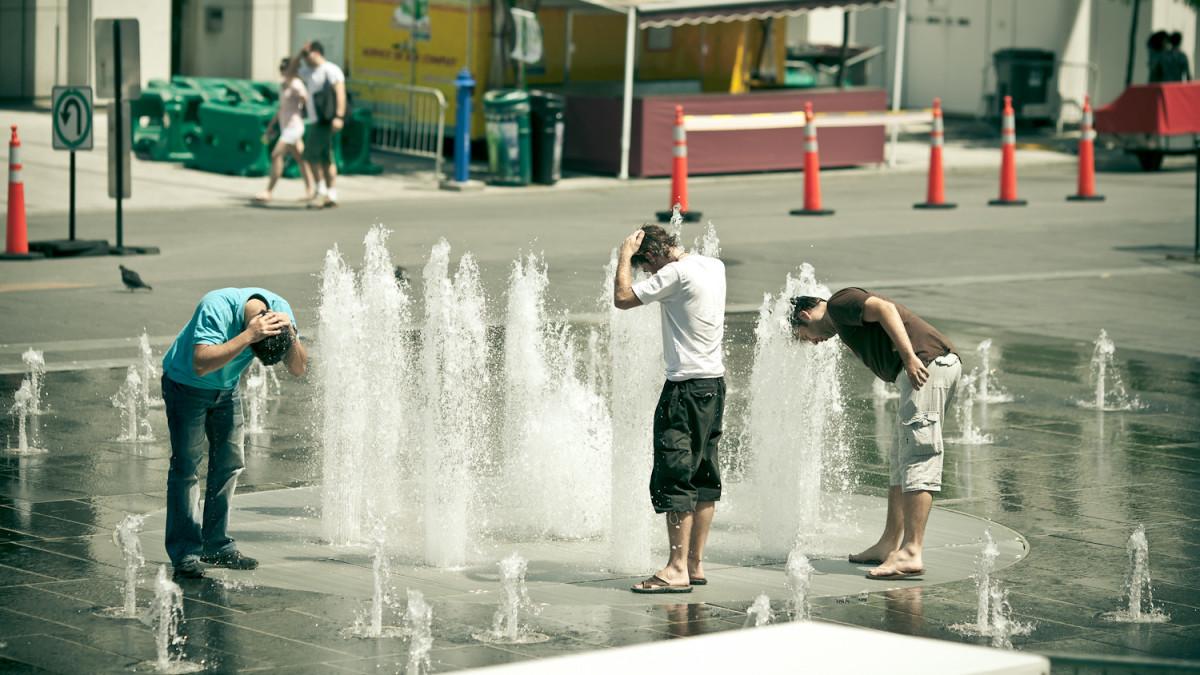 heat wave - summer - hot - weather