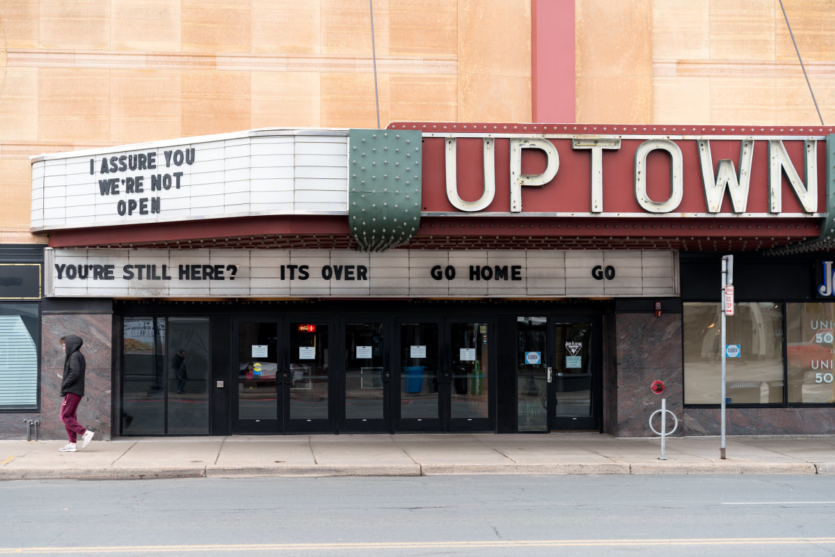 Flickr - Uptown Theatre March 28 2020 - Lorie Shaull