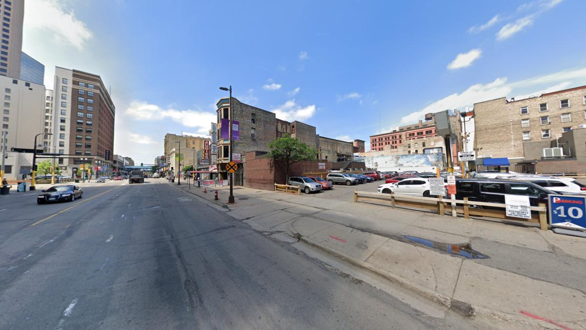 410 Hennepin Ave, Minneapolis, Minnesota - June 2019