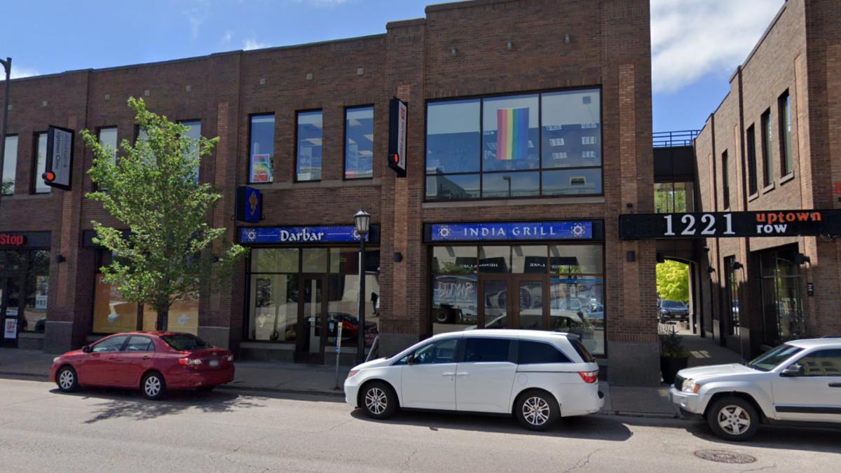 Darbar India Grill in Minneapolis.
