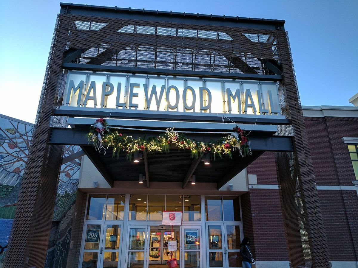 Wikimedia Commons - Maplewood Mall exterior