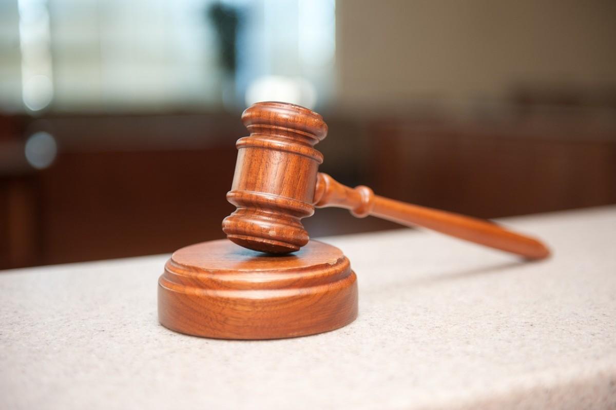 Pixabay - gavel court