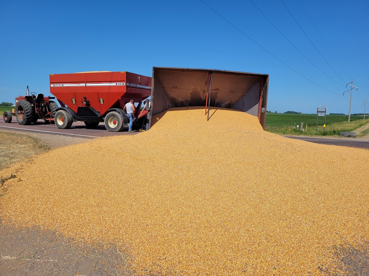 brown county corn spill