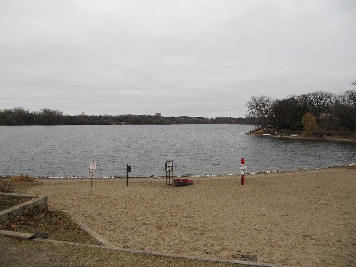 cedar lake south beach
