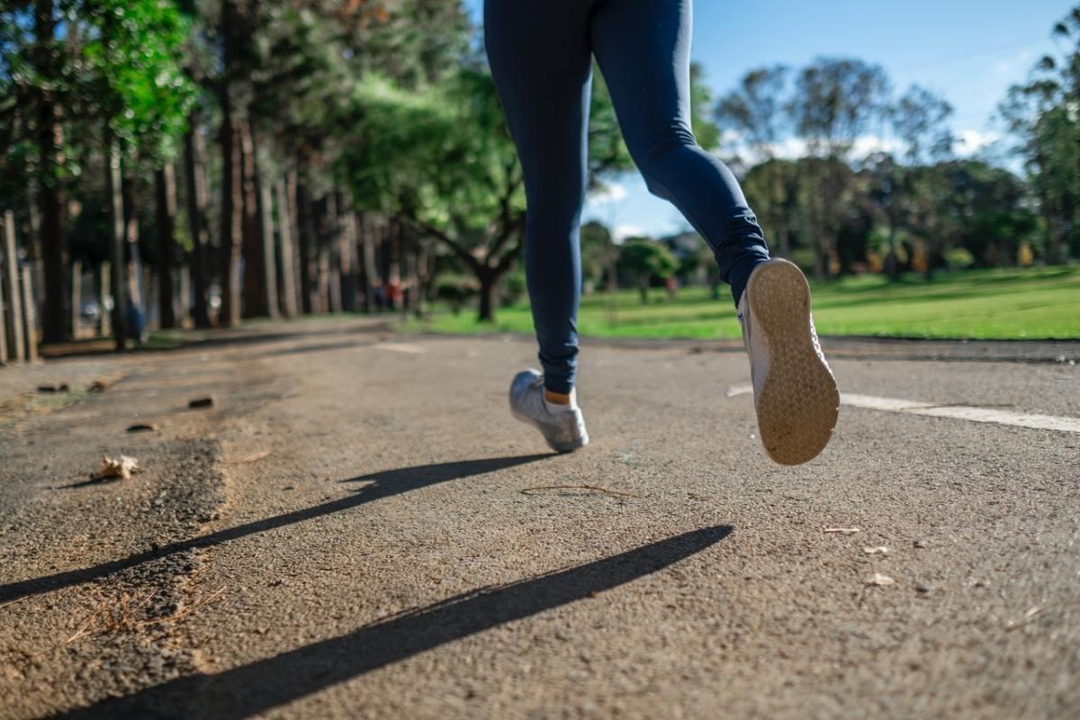 Pexels - jogging running shoes
