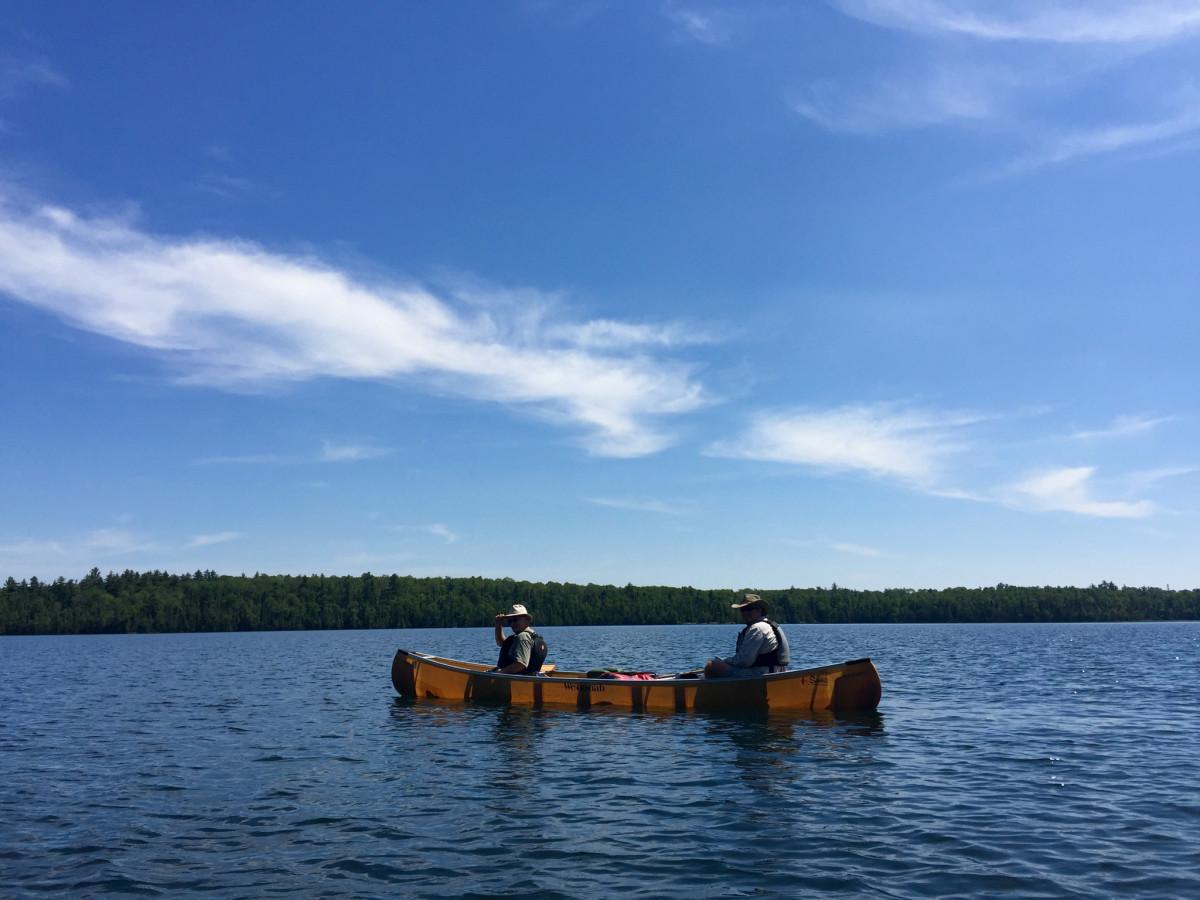 Flickr - boundary waters - Doug Wilkowske