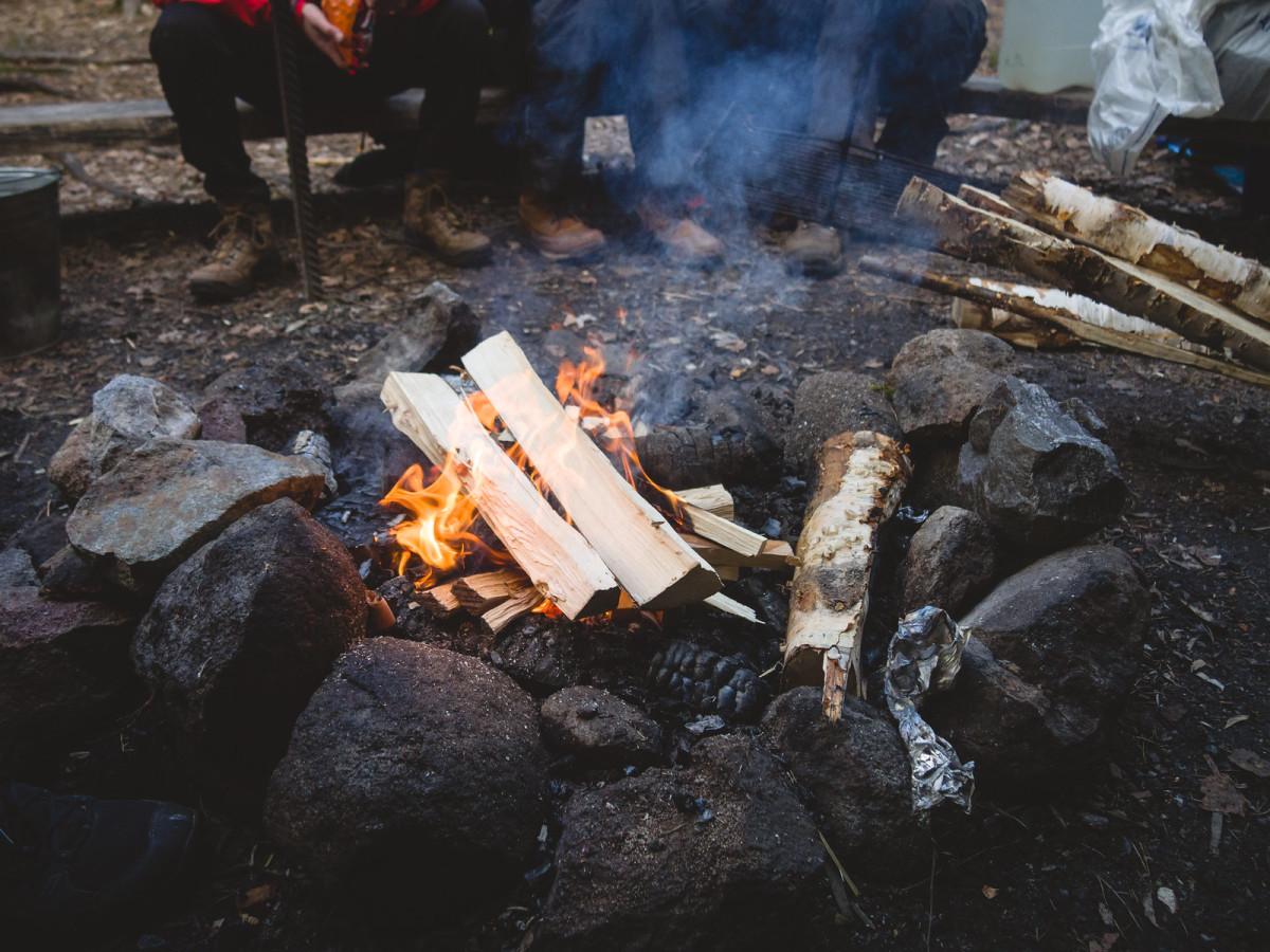 Flickr - campfire