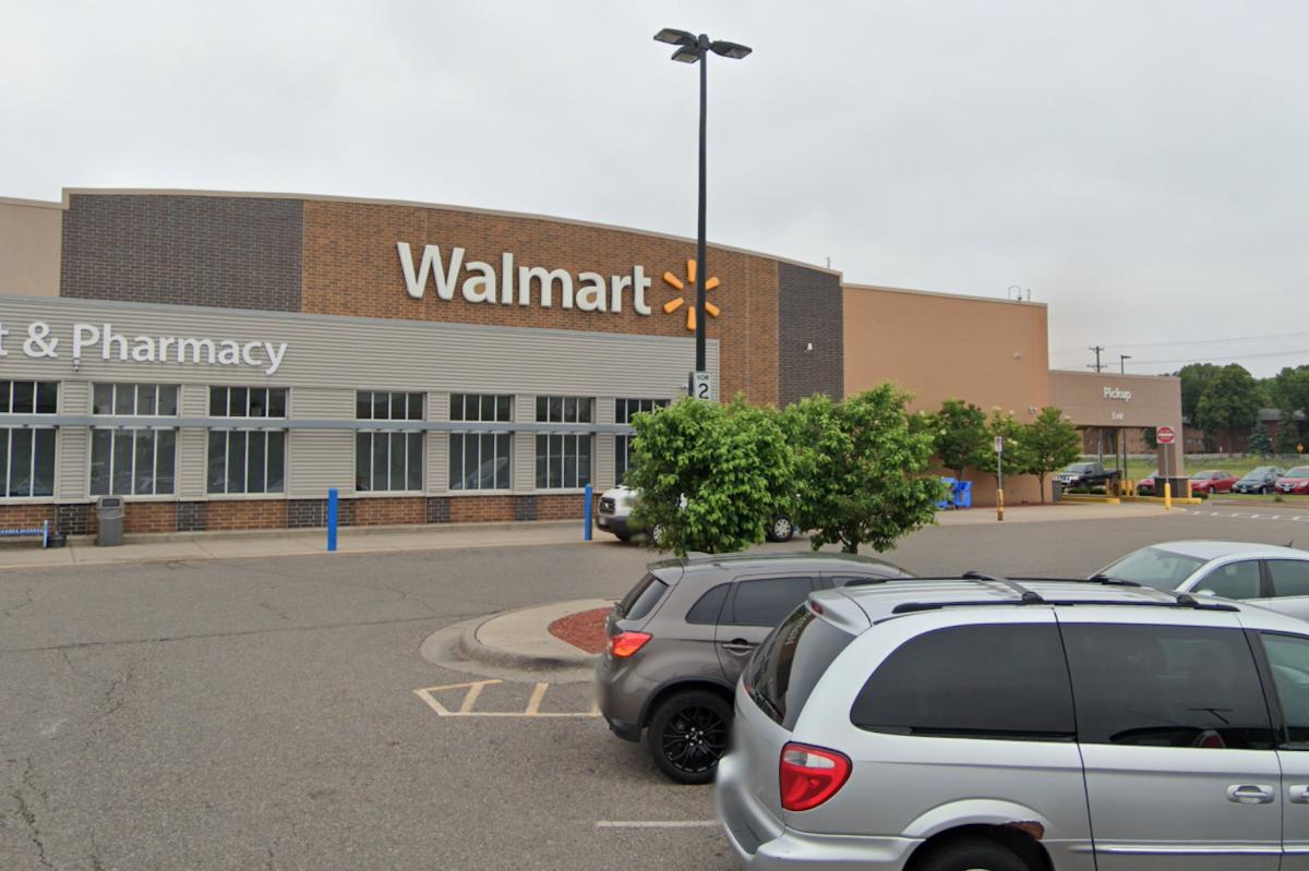 Bloomington Walmart