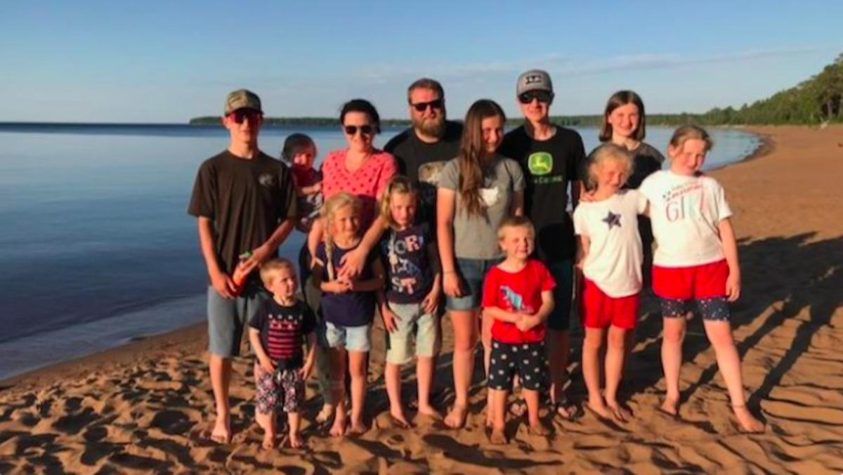 Jacobson family, Washington County