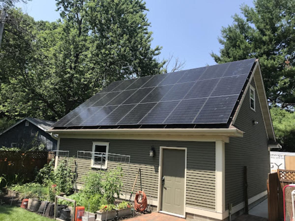 All Energy Solar - Saint Paul MN solar installation