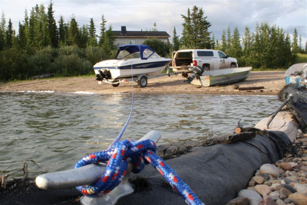 Flickr - boat lake ramp - Crop 2