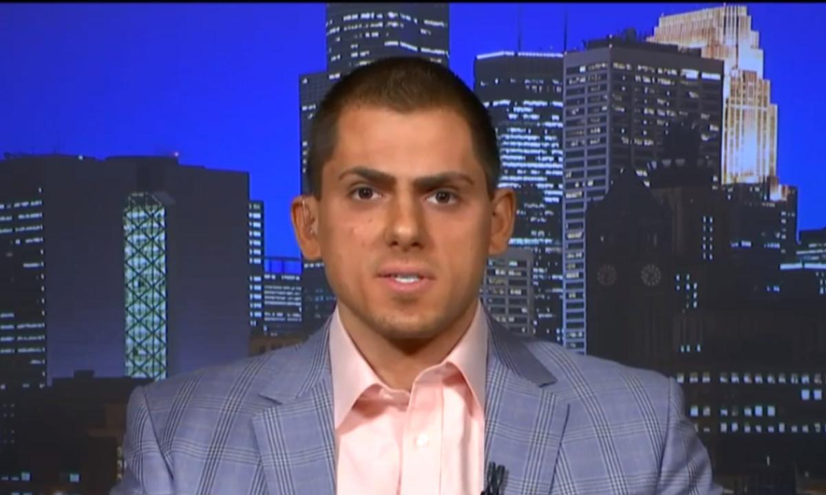 Anton Lazzaro screengrab Fox News